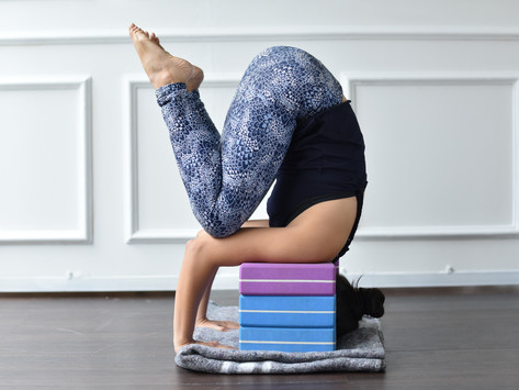 Prop Up: the best support to Headstand