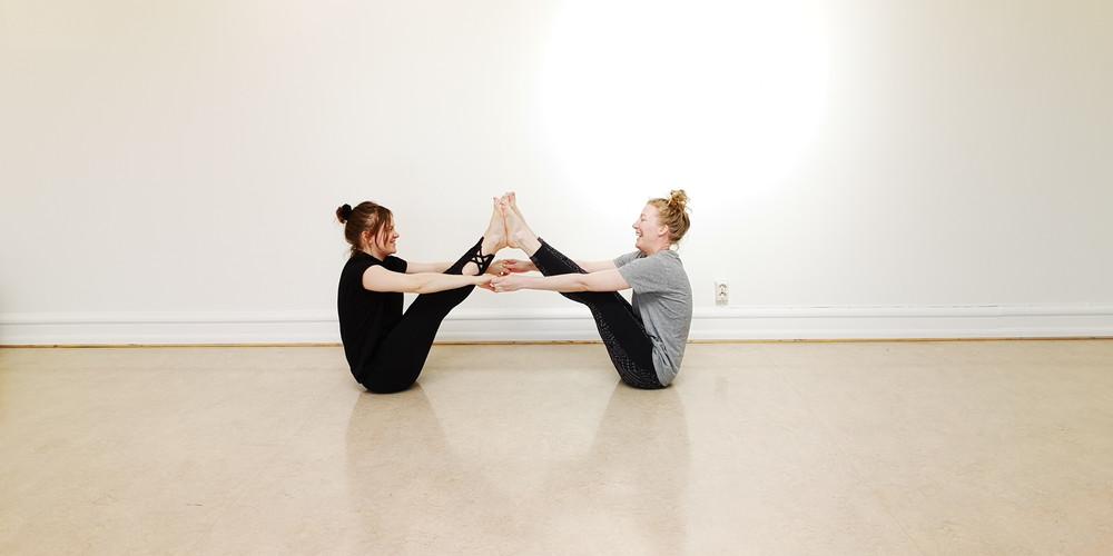 yoga class beginner malmö sweden