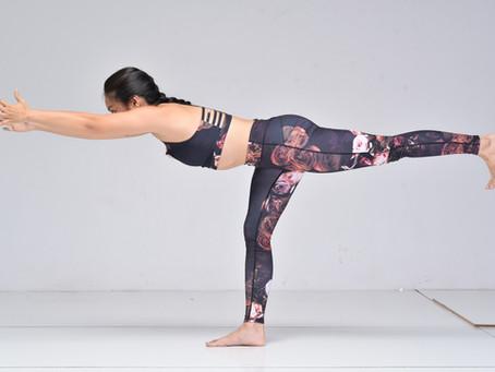 Prop Up: Basic Balance Poses