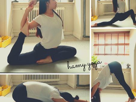 Người yếu và cứng không tập được Yoga?
