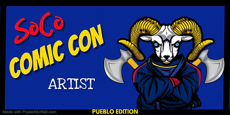 Copy of Copy of Comic con - Made with Po