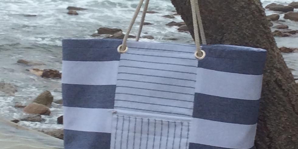 Avoca Tote and Toowoon Bay Beach Bag class - Thursday