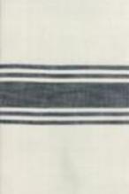 Urban Cottage Ivory Black Toweling M920274