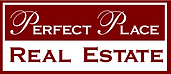 Perfect Place Real Estate Company Logo
