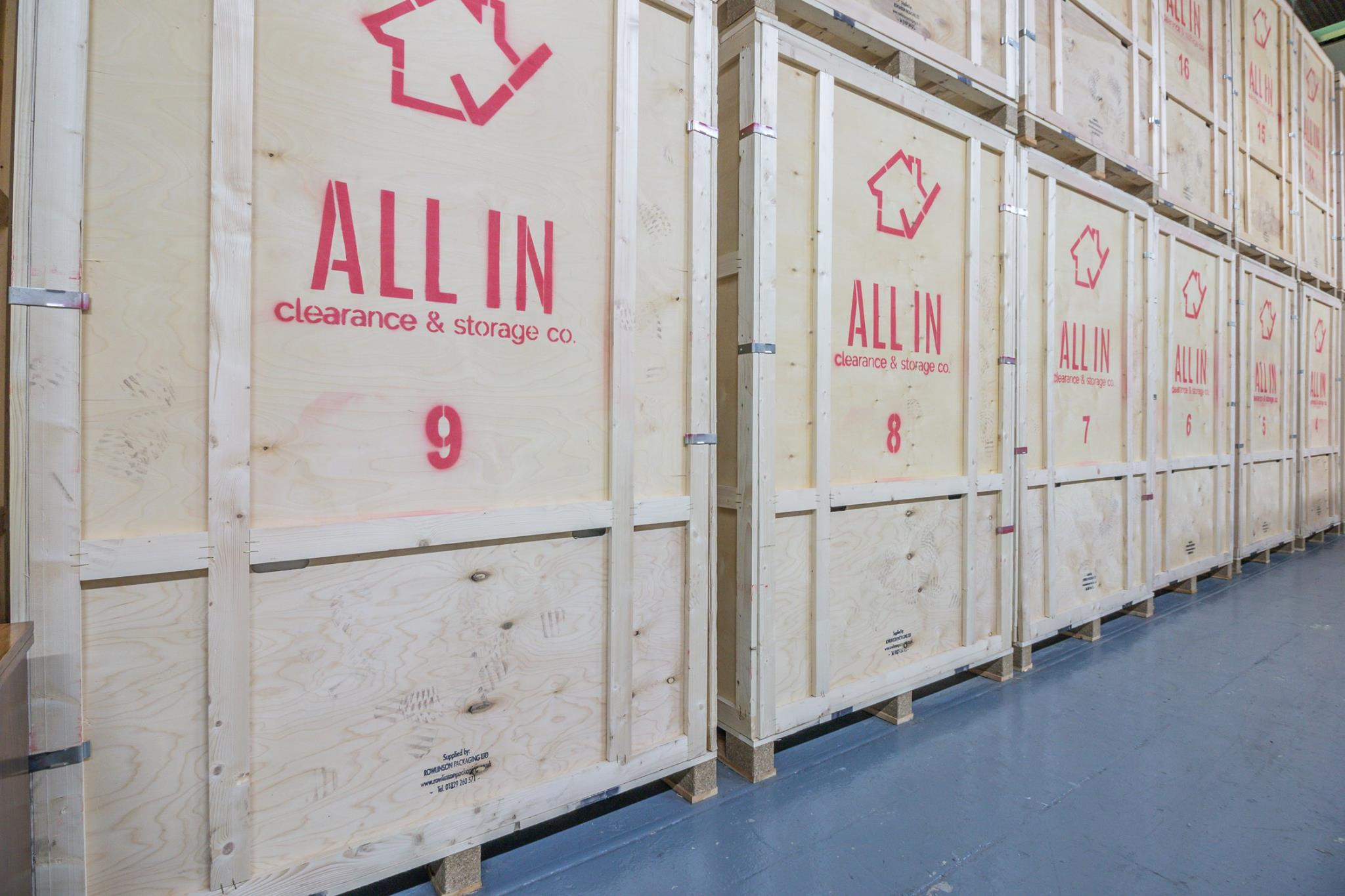 All In Storage Pod
