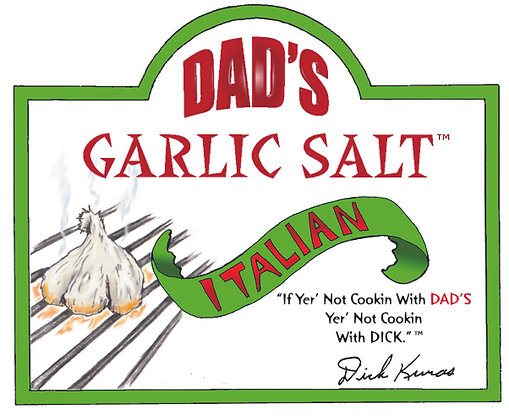 Italian Garlic Salt