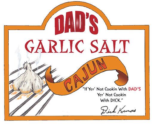 Cajun Garlic Salt