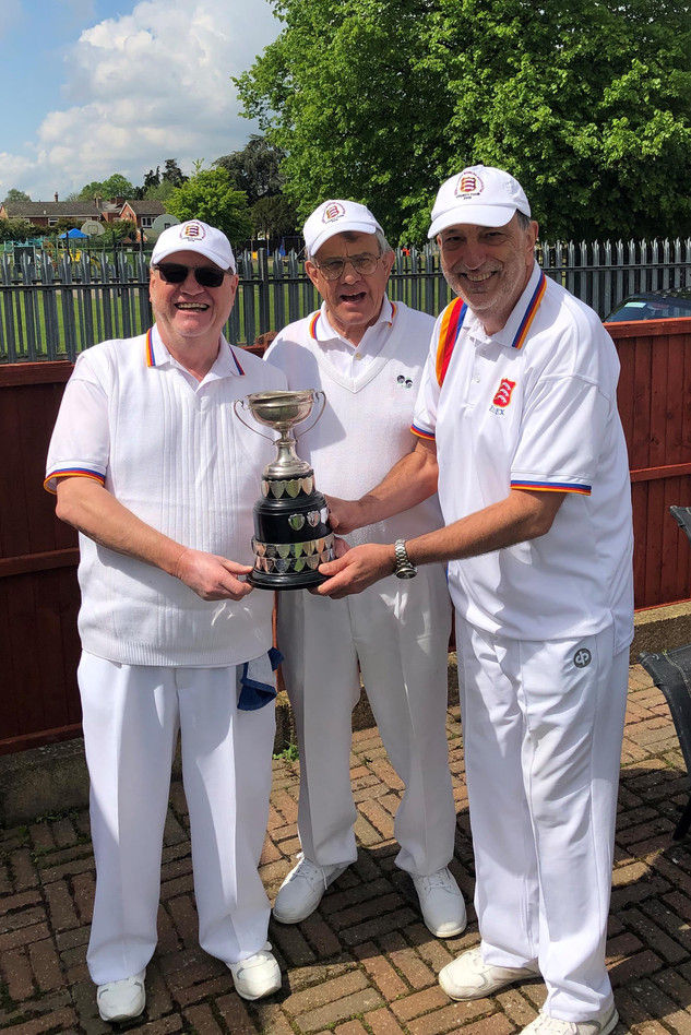 County Tour Triples Winners 2019