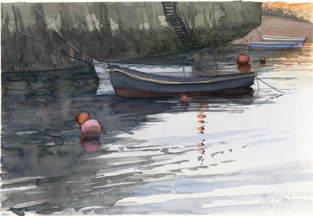 Tenders at Folkestone