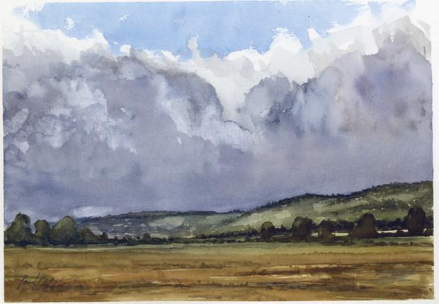Romney Marsh Skies