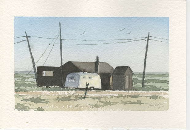 Dungeness Caravan