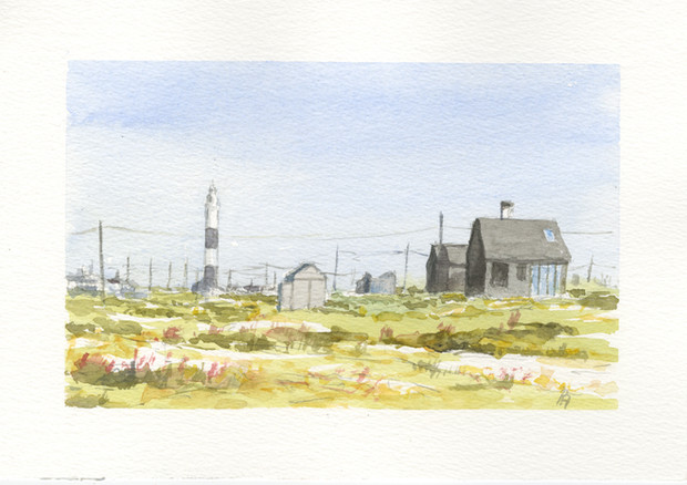 Dungeness Retreat
