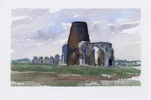 St Benets Abbey, Norfolk Boards