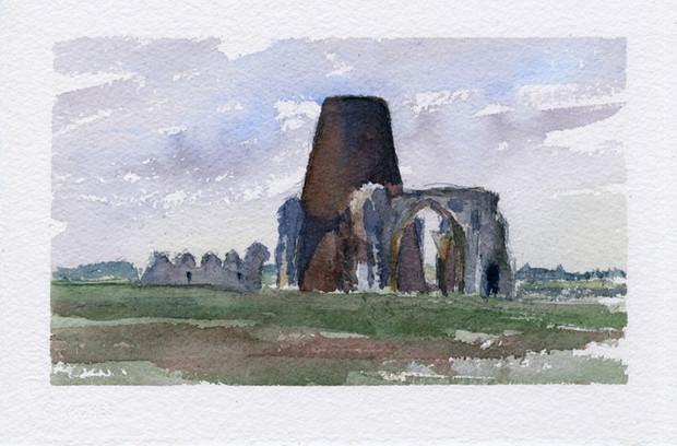 St Benet's Abbey, Norfolk