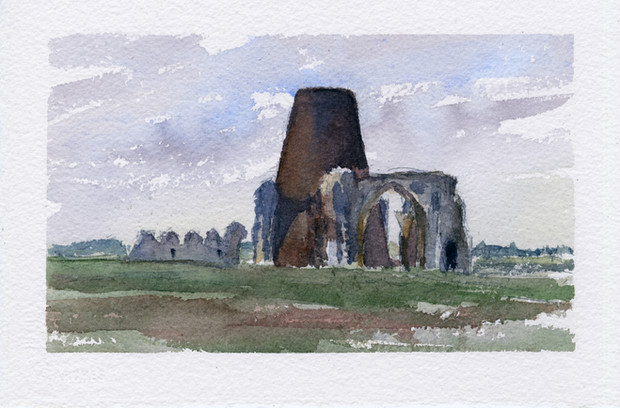 St Benet's Abbey, Norfolk