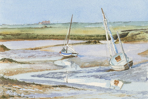 At Rest in Brancaster Staithe