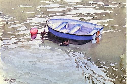 Hythe Canal Tender