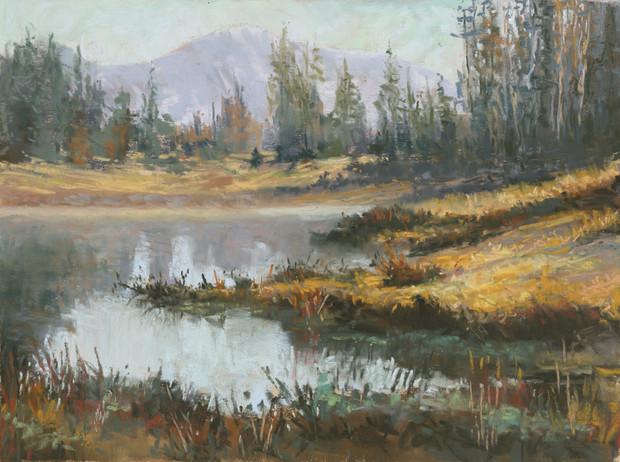 Wyoming Scene