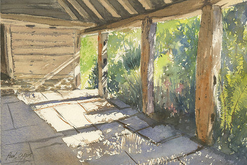 The Old Barn at Great Dixter