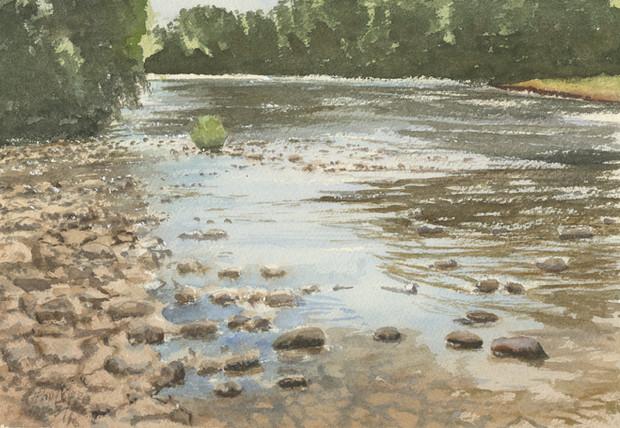 A Brecon River