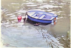 Hythe Canal Dinghy