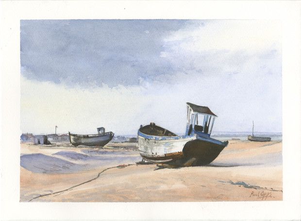 Dungeness Relics