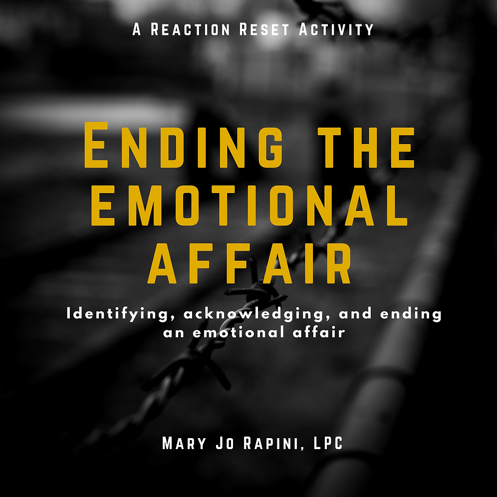What is emotional adultery  What Is An Emotional Affair? And