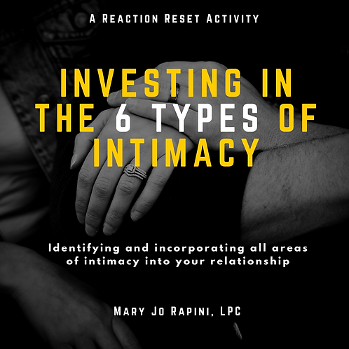 Investing in the 6 Types of Intimacy