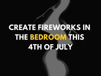 Create Fireworks in the Bedroom this 4th of July
