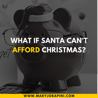 What If Santa Can't Afford Christmas?