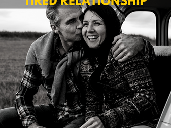 5 Ways to Spark a Tired Relationship