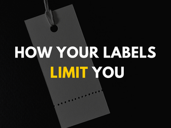 How Your Labels Limit You
