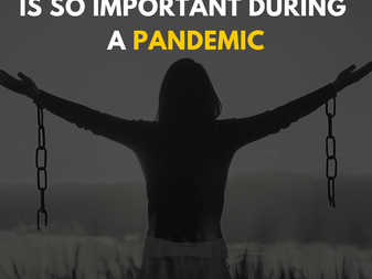 Why Surrendering is so Important During a Pandemic