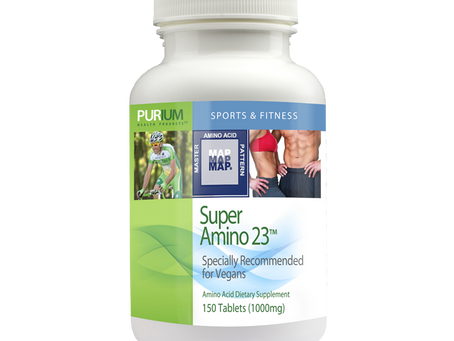 Super Amino 23: Study Benefits
