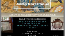 Assembly Woman Angela Mc Knight recognizes Ocean Green Art Gallery and Artists in Greenville, Jersey