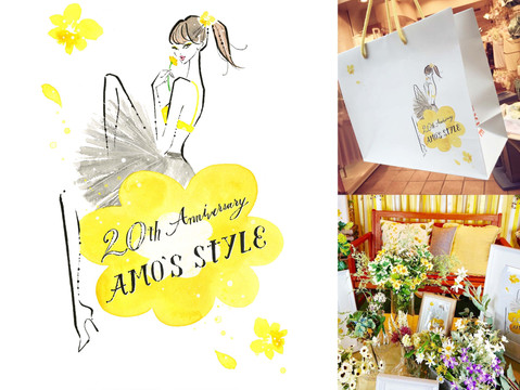 【AMO'S STYLE by Triumph】20th Anniversary
