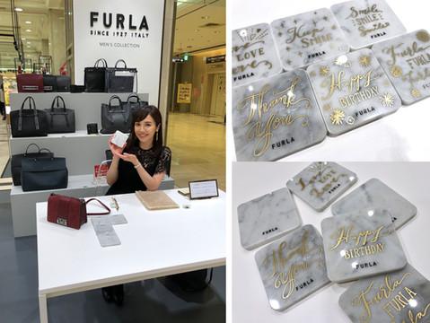 【 FURLA イベント】京都タカシマヤ