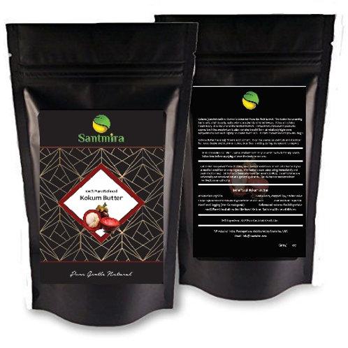 Kokum Butter (Garcinia Indica) Raw Cold Pressed 100% Organic & Pure