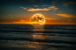 Moonset Composite