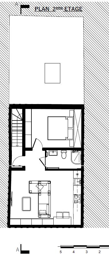 Plan 2eme Etage
