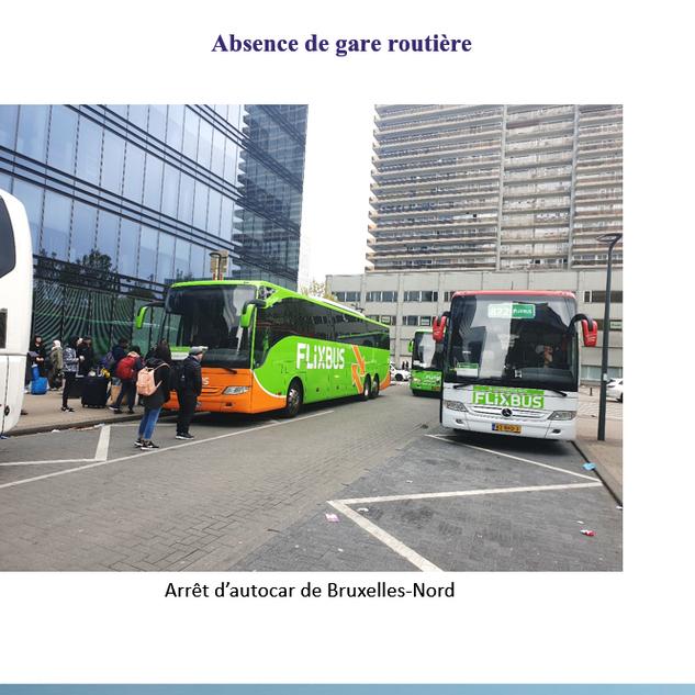 Etude de cas : La égion Bruxelles Capitale