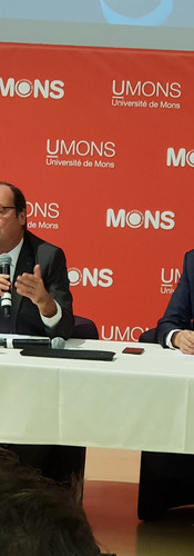 Conférence François Hollande