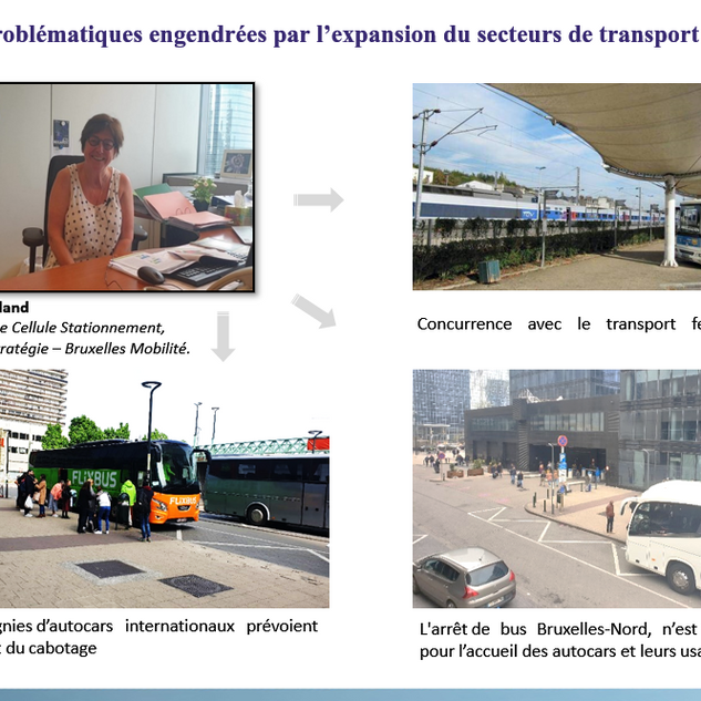 Problématiques engendrées par l'expansion du secteurs de transport par autocar :