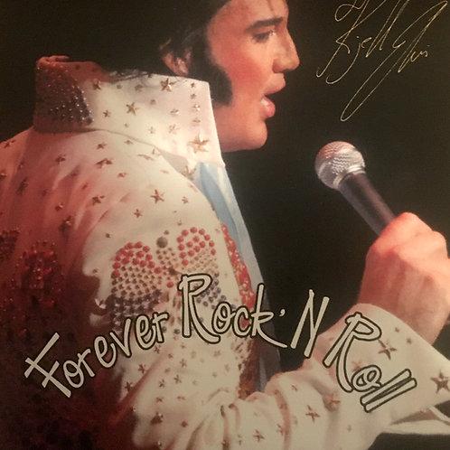 """Kjell Elvis """"For ever Rock & Roll"""" Album"""