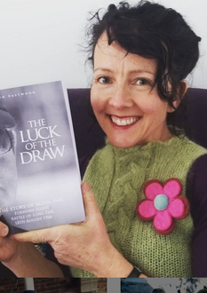 Author of 'The Luck of The Draw'