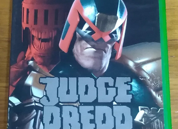 JUDGE DREDD DREED VS DEATH