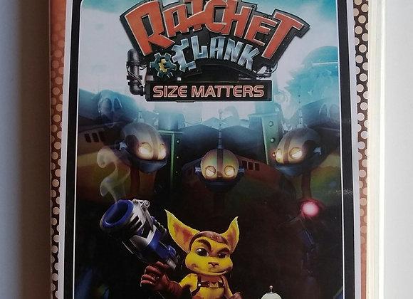 RATCHET CLANK SIZE MATTERS