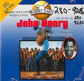 102417 Rabbit Ears--John Henry w Denzel