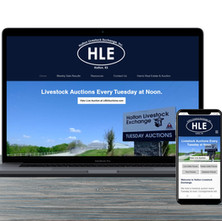 Holton Livestock Exchange Website