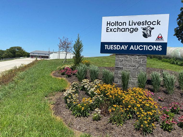 Holton Livestock Exchange